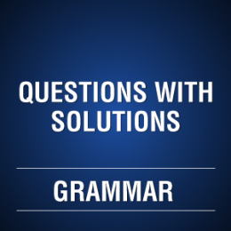 QUESTIONS WITH SOLUTIONS